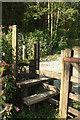 SX2458 : Stile, Polvean Wood by Derek Harper