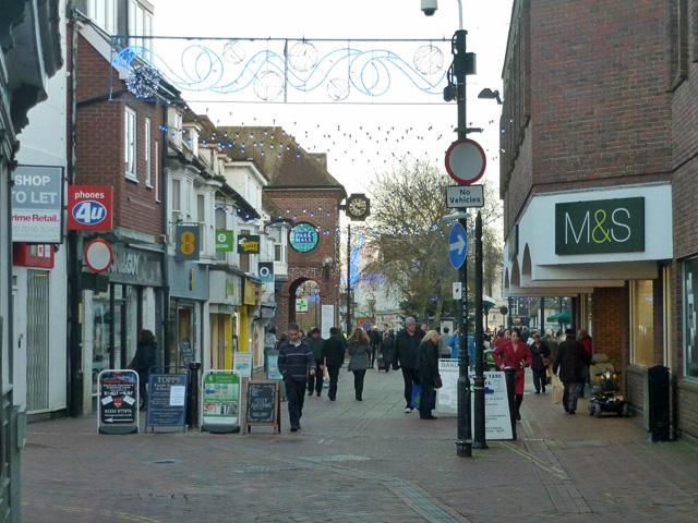 Ashford High Street