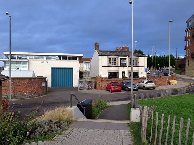Shields Ferry Office & Alum Ale House, South Shields