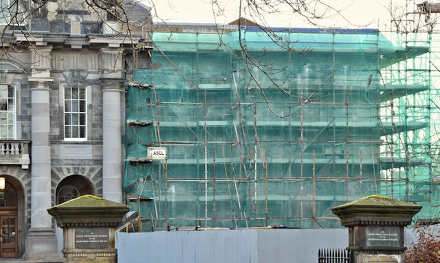 The Union Theological College, Belfast (December 2015)