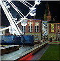 SK5804 : Leicester's 'wheel of light' by Mat Fascione