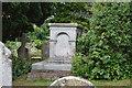 TQ4009 : Chest Tomb, Church of St Anne by N Chadwick