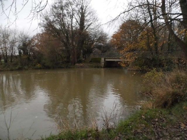 The River Mole, Fetcham