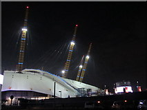 TQ3979 : The O2 Arena by Mike Quinn