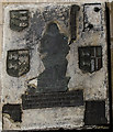 TF2569 : Brass to Sir Lionel Dymoke, St Mary's church, Horncastle by Julian P Guffogg
