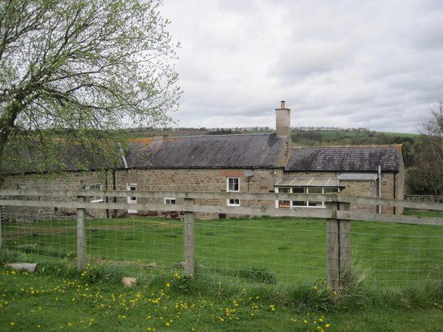 Red Hemmels (former farm cottage)