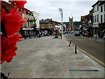 SU7682 : Henley-on-Thames - Market Place by Oxfordian Kissuth