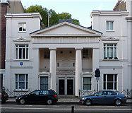 TQ2879 : 22 Ebury Street by Stephen Richards