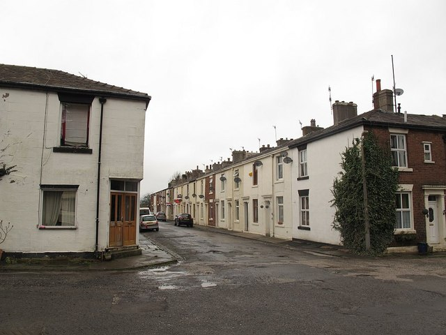 Longworth Road, Whalley