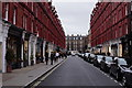 TQ2881 : Chiltern Street, Marylebone by Peter Trimming
