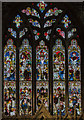 TF2569 : East window, St Mary's church, Horncastle by Julian P Guffogg
