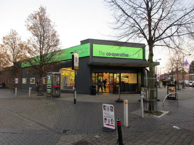Co-op store, Netherfield