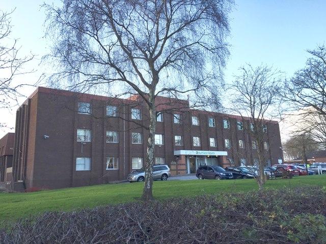 Newcastle-under-Lyme: Nuffield Health North Staffordshire Hospital