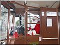 NT2471 : Santa doing the day job by M J Richardson