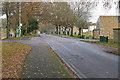 SU9357 : Billesden Road, Pirbright by Alan Hunt