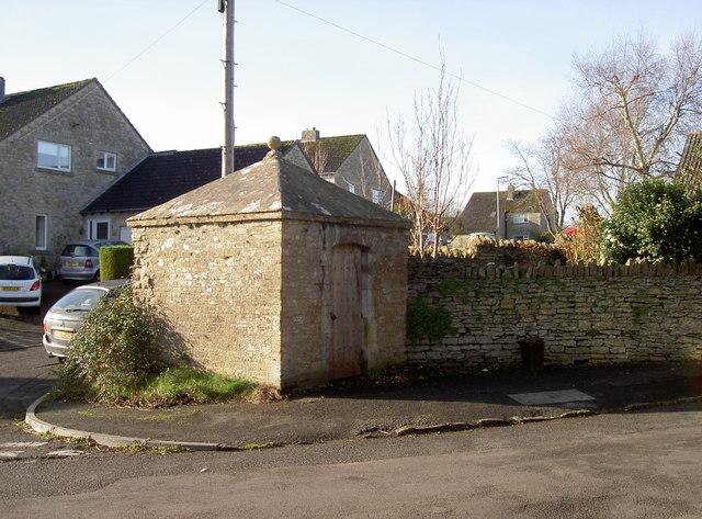 The village lock-up