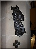 TQ5802 : St Mary, Willingdon:  Fifth Station of the Cross by Basher Eyre