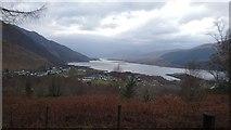 NN0858 : Ballachulish Village by Cyril