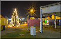 J5081 : Christmas Tree, Bangor by Rossographer