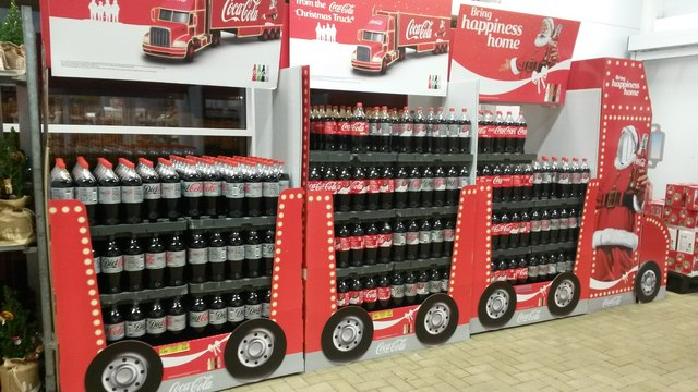 interesting facts 8 - Coca cola sale 20 thousands bottle every second