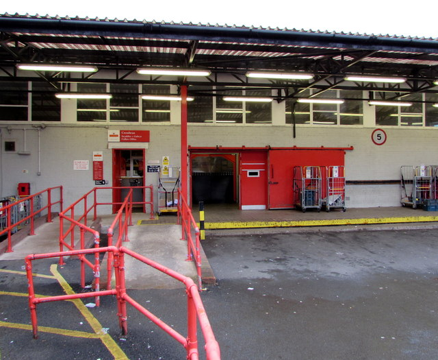 Cwmbran Callers Office (Royal Mail)