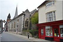 TQ4109 : Church of St Michael by N Chadwick