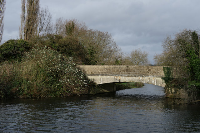 Tun Bridge, Winchester