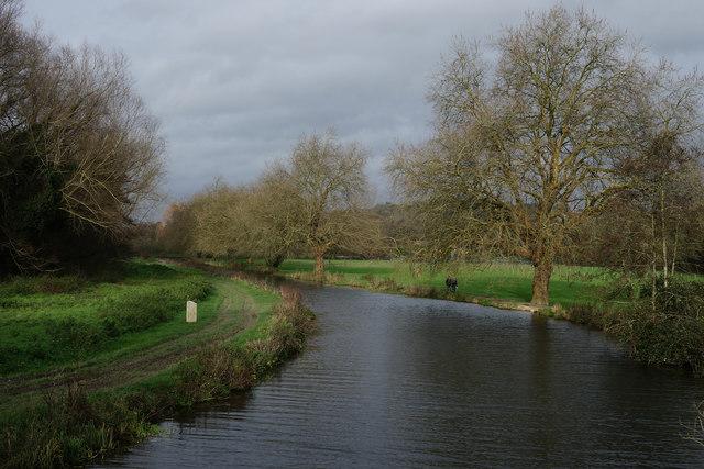 River Itchen Navigation