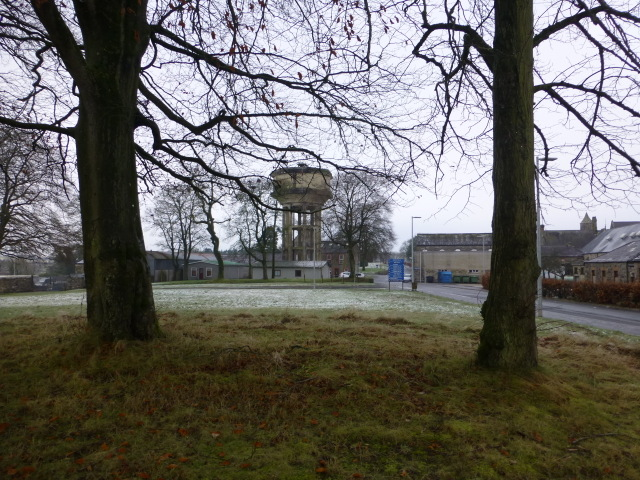 Hospital grounds, Tyrone & Fermanagh Hospital