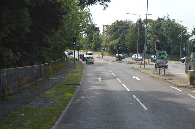 A27 / A2270 junction