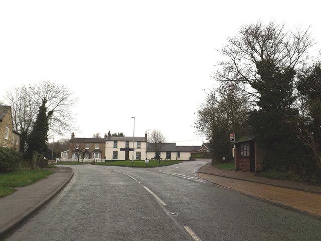 B1046 Comberton Road, Toft