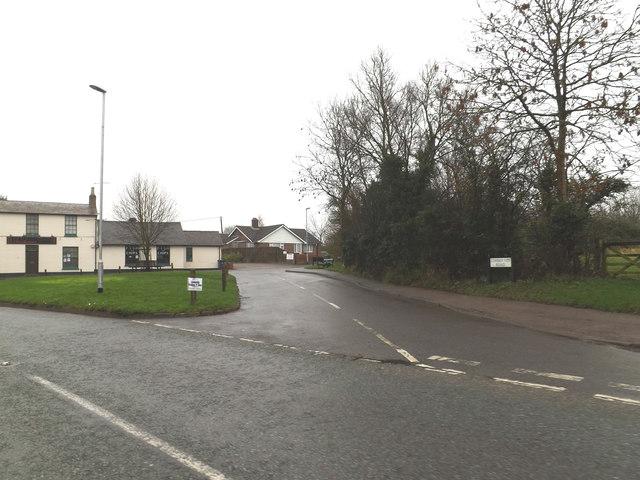 Mill Lane, Toft