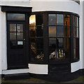 TA0488 : Bay window, Merchants Row by Ian Taylor