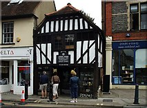 SU7682 : Henley-on-Thames - Tudor House by Oxfordian Kissuth
