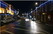 SO7875 : Bewdley Christmas Lights 2015, Load Street, Bewdley, Worcs by P L Chadwick