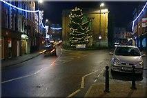 SO7875 : Bewdley Christmas Tree & Lights 2015, Load Street, Bewdley, Worcs by P L Chadwick