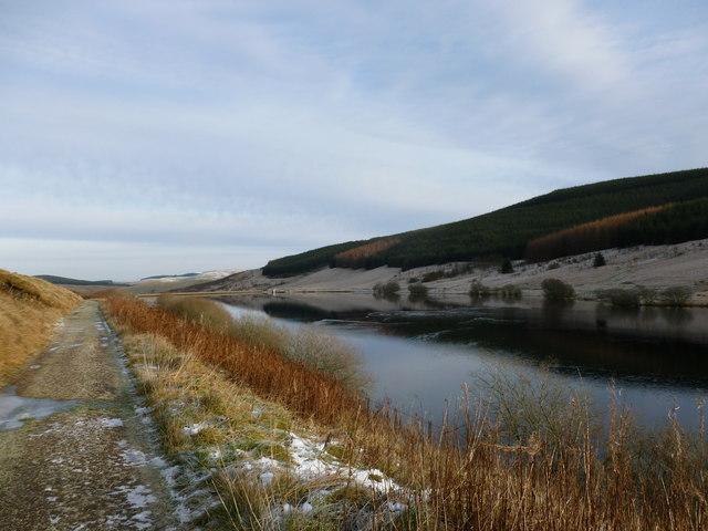 Glenquey Reservoir
