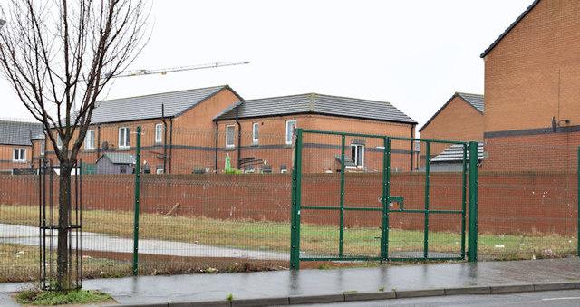 Site, 263 - 287 Beersbridge Road, Belfast - December 2015(2)