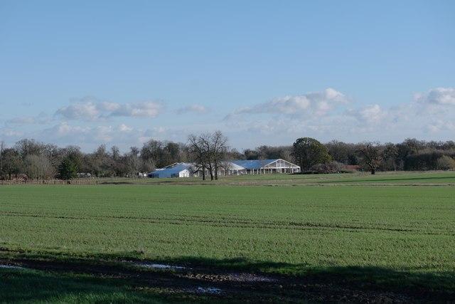 Farm Shelter
