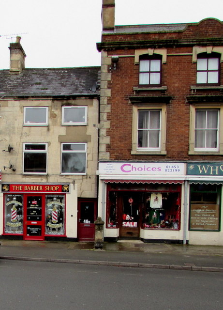 The Barber Shop and Choices in Stonehouse