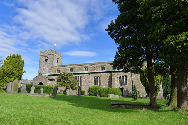 Church of St Andrew, Dent, South Lakeland