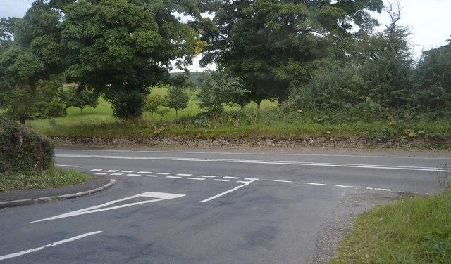 Junction B6048, B6012