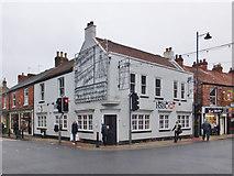 TA0432 : King Street, Cottingham, Yorkshire by Bernard Sharp