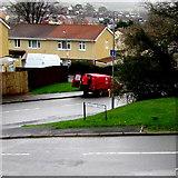 ST3091 : Royal Mail van, Russell Drive, Malpas, Newport by Jaggery