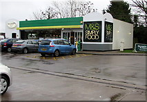 ST3091 : M&S Simply Food, Malpas, Newport by Jaggery