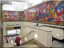 NZ2463 : Central Metro Station by Andrew Curtis