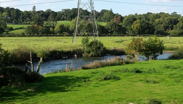 River Exe near Pynes