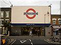 TQ3186 : Arsenal Underground Station by Jim Osley