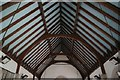 TF0412 : Church of St Mary:  Nave roof by Bob Harvey