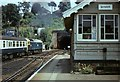 TM1543 : Signal Box & Express by Ray Durrant